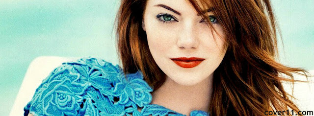 Emma Stone Facebook Covers 2013