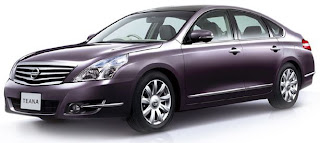 Nissan Teana Cars Photo