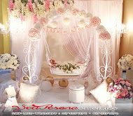 Mini Pelamin Cinderella 8 Jun 2013