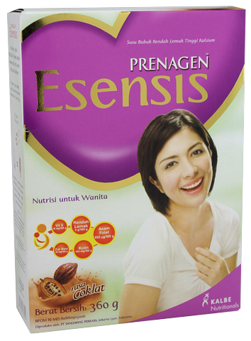 Christy: PRENAGEN ESENSIS & PROGRAM KEHAMILANKU