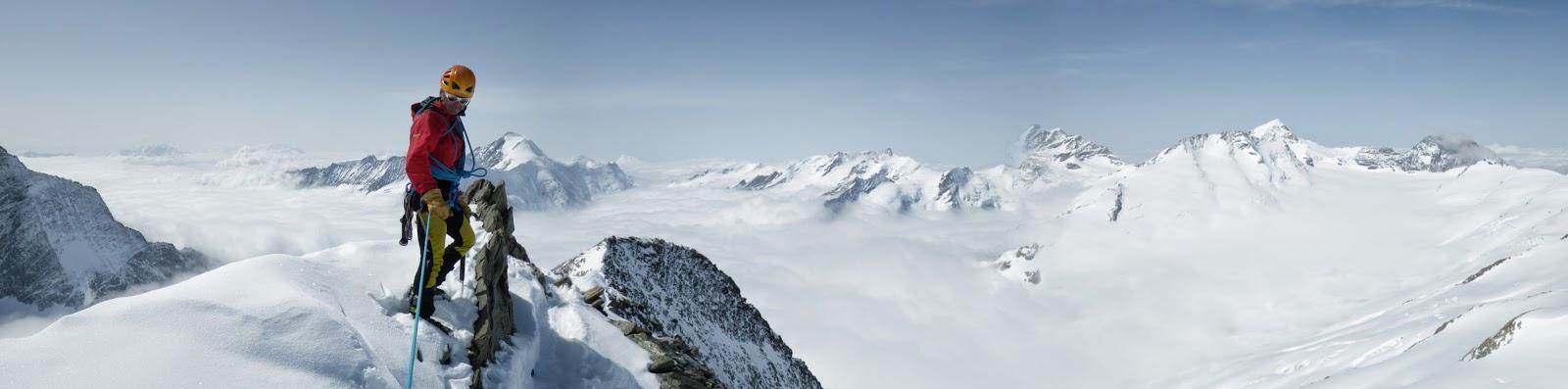Cumbre del Gruneghorn (Oberland).