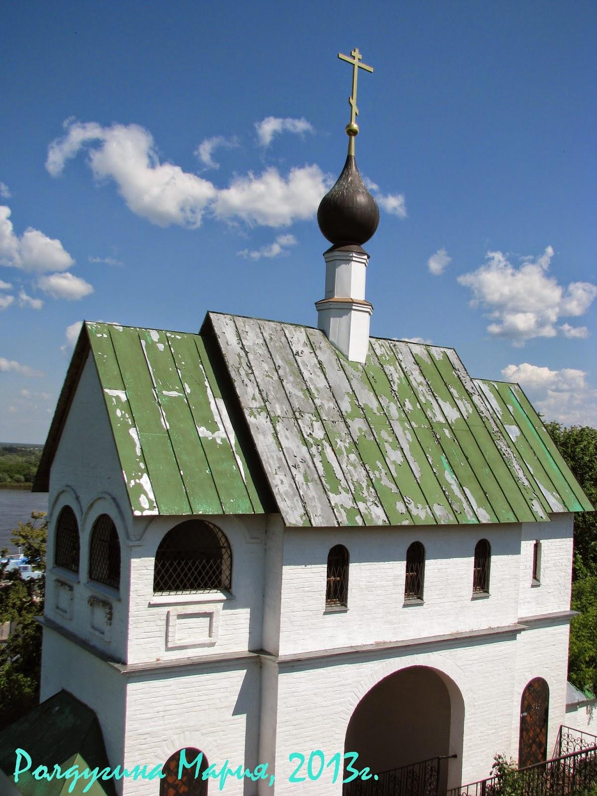 Церковь Сергия Радонежского в Муроме