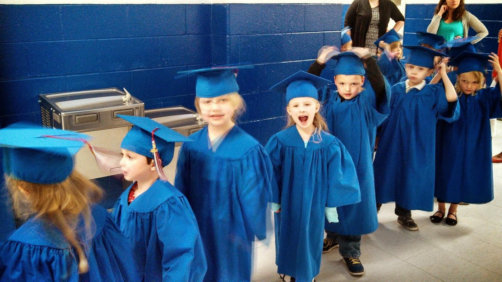 Rita\'s Sew Fun: Pre-School Graduation??