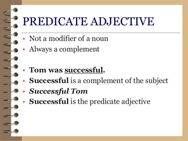Predicate  Definition of Predicate by MerriamWebster