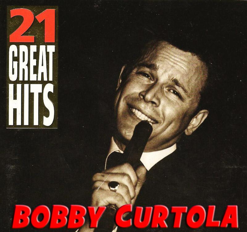 Bobby Curtola Three Rows Over