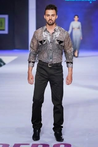 Fahad Hussayn Luxury Pret Collection 2014