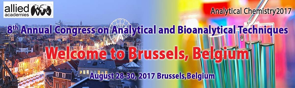 8<sup>th</sup> Annual Congress on Analytical and Bioanalytical Techniques
