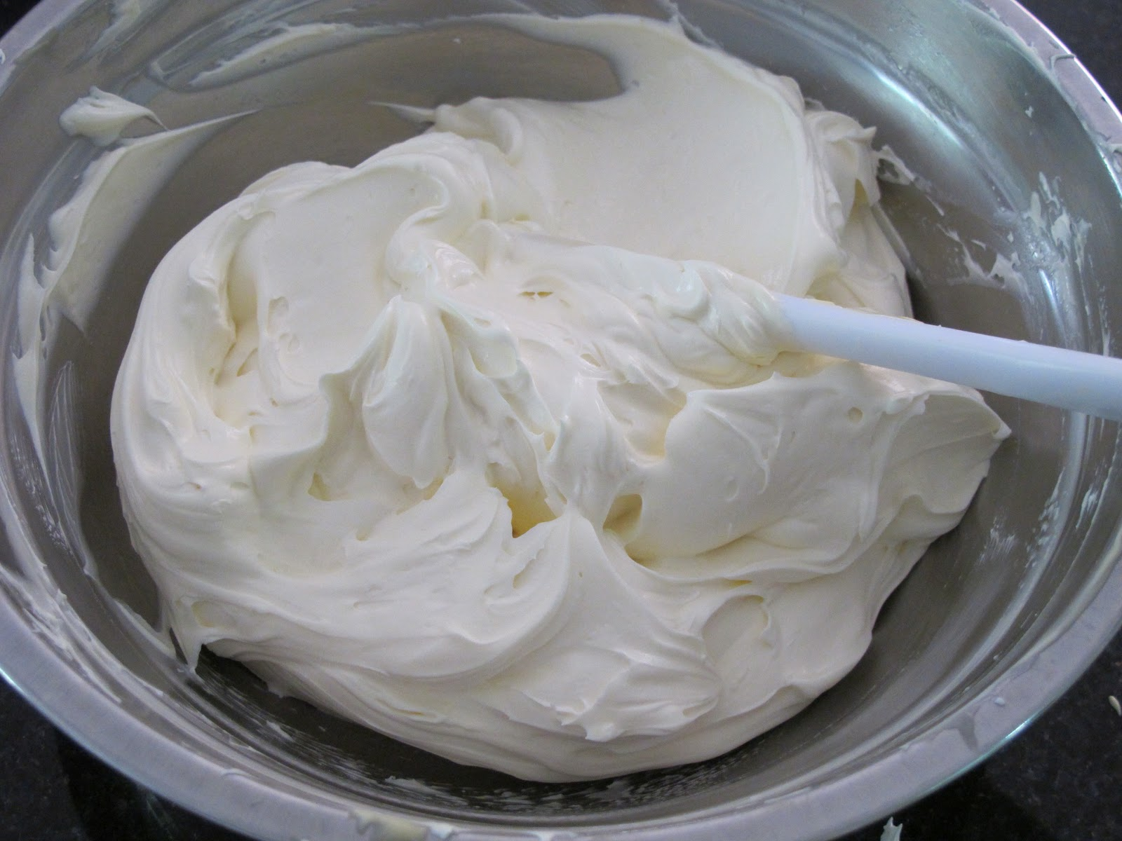Resep Cara Membuat Whipped Cream
