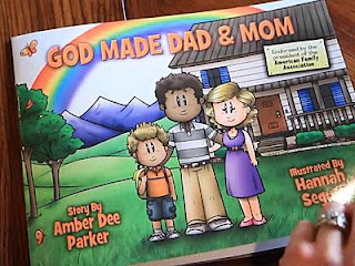 God Made Dad & Mom