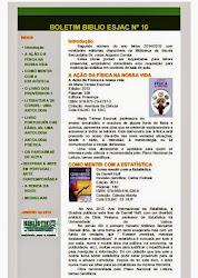 BOLETIM BIBLIO ESJAC