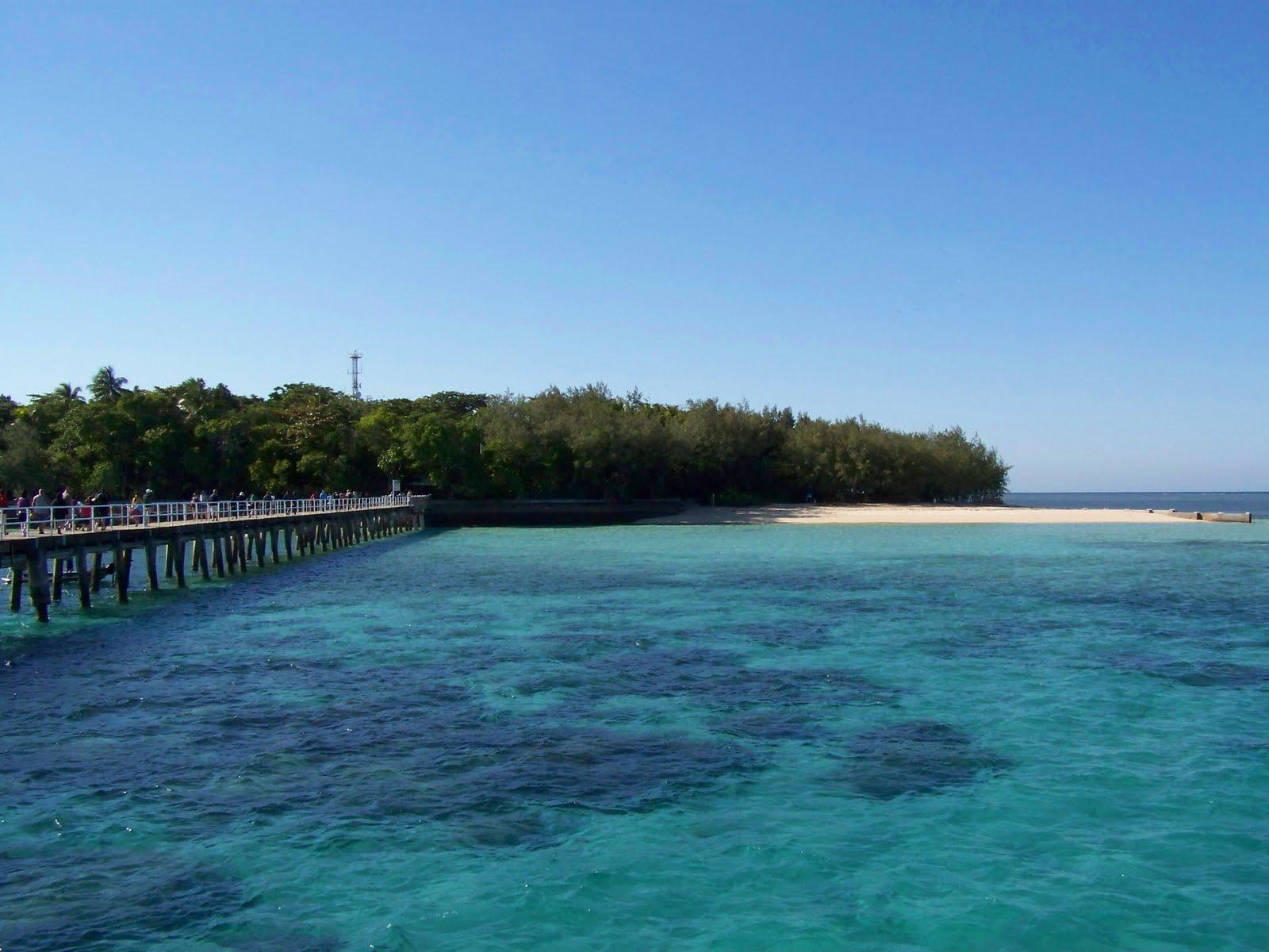 Green Island Queensland Accommodation