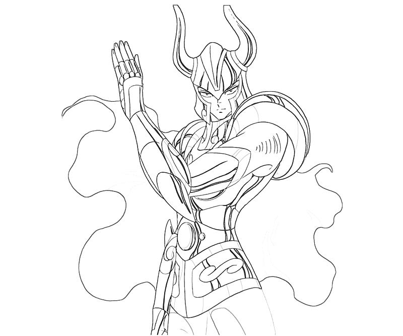 printable-capricorn-shura-armor_coloring-pages
