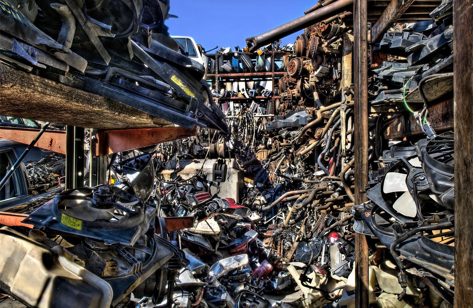 Junk It Florida: JunkYards Vs Junk Car Removal