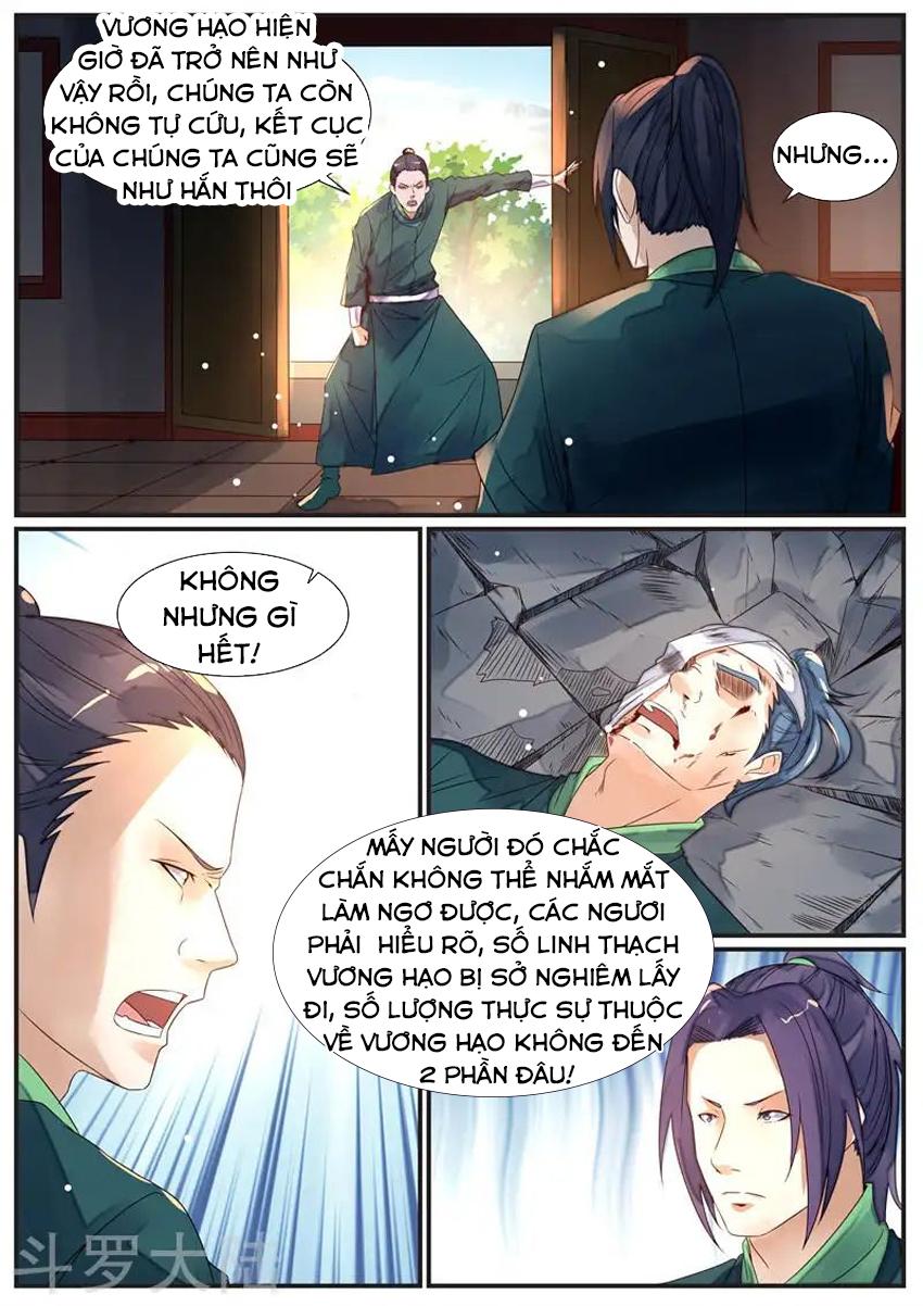 Ngự Thiên chap 70 - Trang 10
