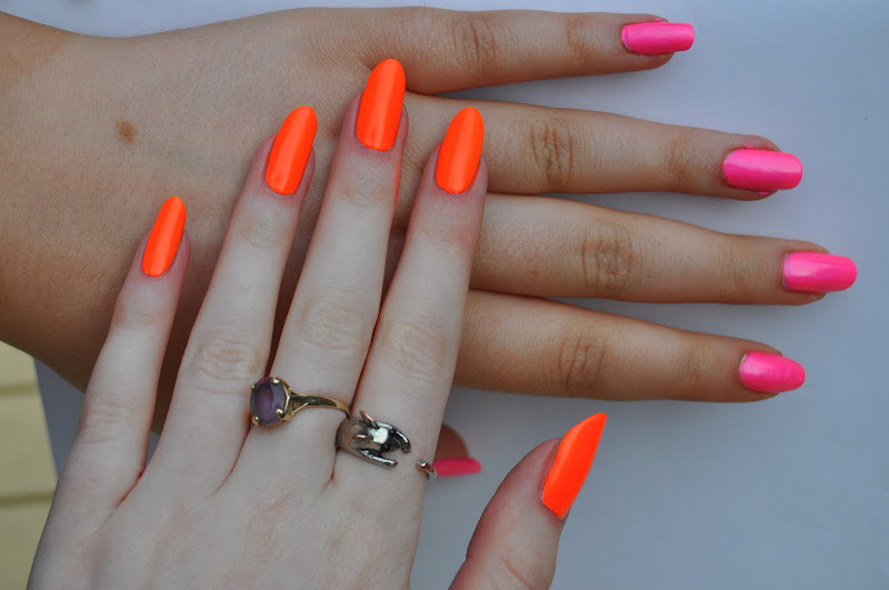 China Glaze Orange Knockout (Neon), Free Shipping at Nail Polish Canada