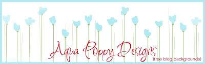 Aqua Poppy Designs