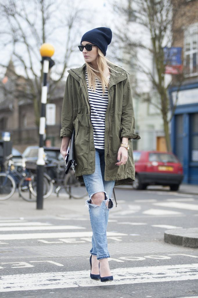 Fashion & Style: How to wear your Parka Jacket!! Best Parkas ...
