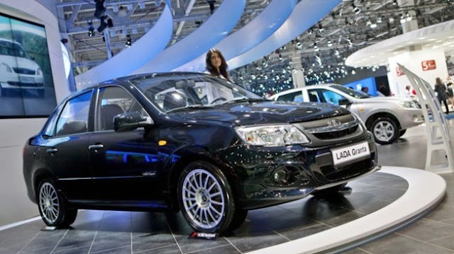 Xe ô tô nhập khẩu nguyên chiếc từ Nga vào nước ta có giá cao nhất