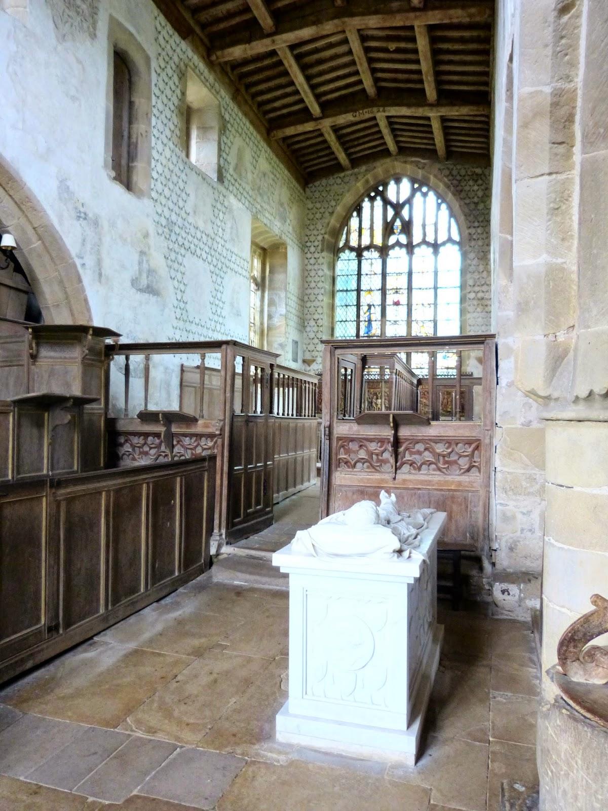 The Chapel, Haddon Hall