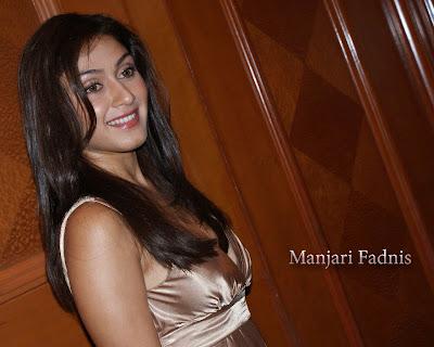 Manjari Fadnis foto