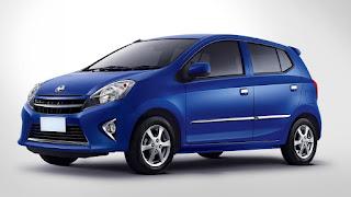 Harga Toyota Agya Terbaru 2015 Lengkap Spesifikasi