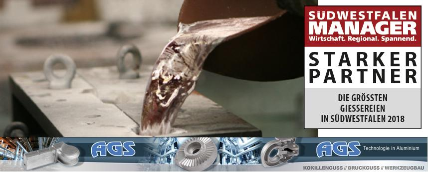 AGS GmbH - Ihr Hersteller für Zink und Aluminium Druckguss - Made in Germany!