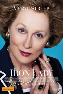 The iron lady (La dama de hierro) (2011) Español Latino