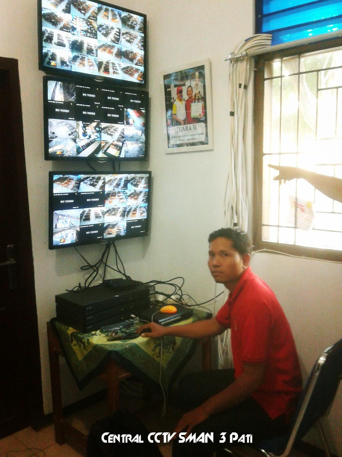Paket Promo CCTV 16 Camera