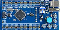 Keil MCB9B500 Evaluation Board