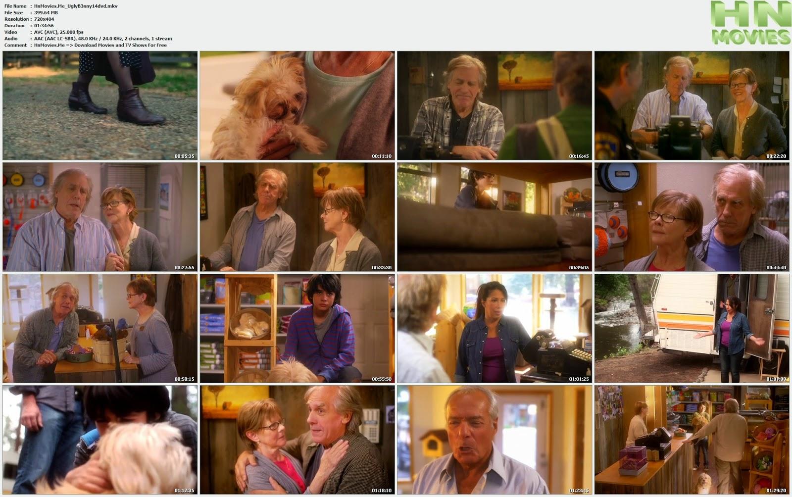movie screenshot of Ugly Benny fdmovie.com