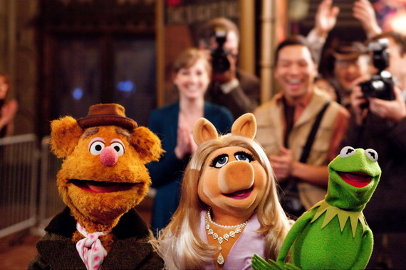 The Muppets, Photograph