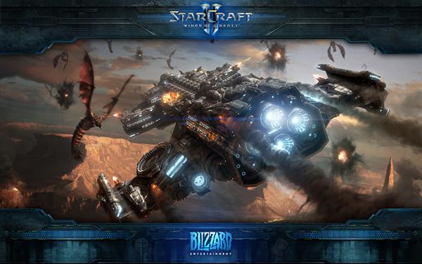 StarCraft II Wings of Liberty