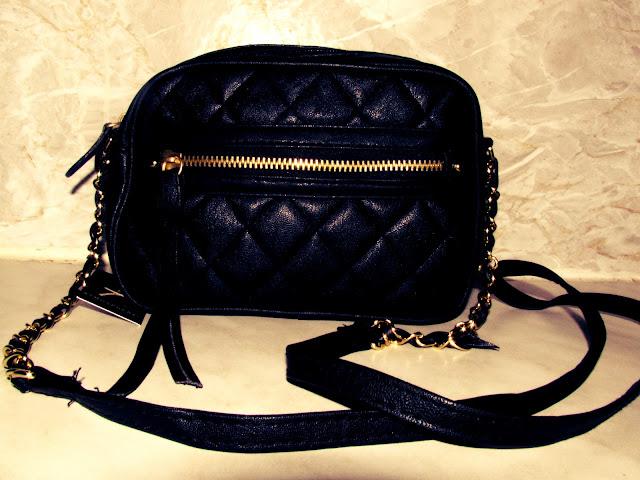 Primark Haul Frankfurt Nordwestzentrum -  Madame Keke Fashion & Style Blog - Mini Quilted Handbag