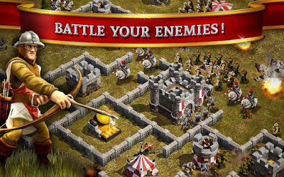 Battle Ages v1.4 MOD Apk Terbaru For Android