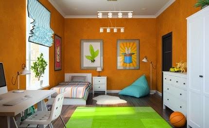 Ideas para pintar una habitacion juvenil decorar tu casa - Ideas decoracion habitacion juvenil ...