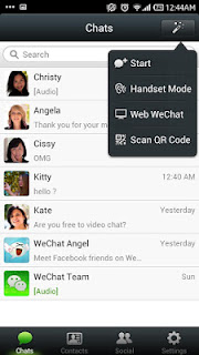 WeChat Android Apk