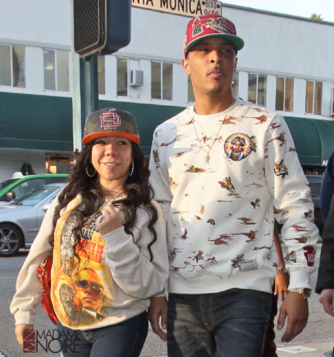 rapper ti openly castigates his wife tiny for posting