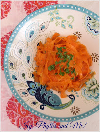 DAPHNE'S CARROT AND ORANGE SALAD