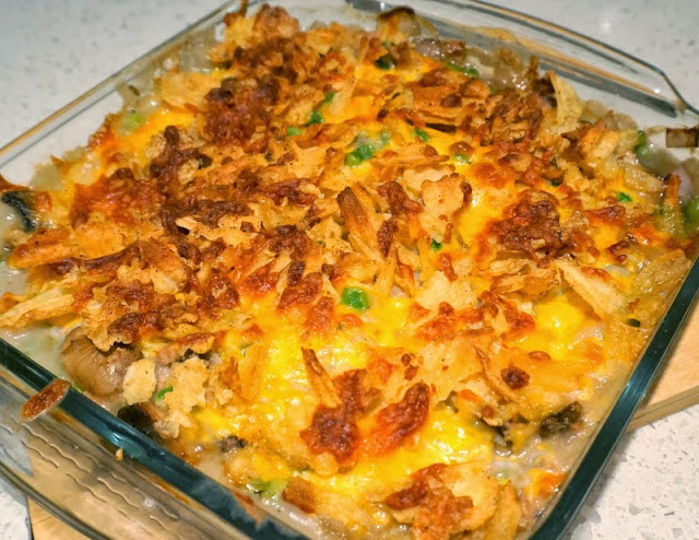 Tuna Cheese Casserole Recipe: Comfort Food Can Be Low Carb