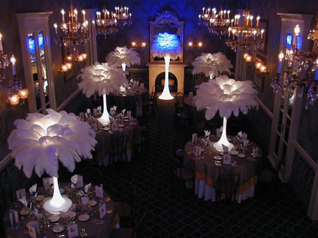 Reception For A Wedding