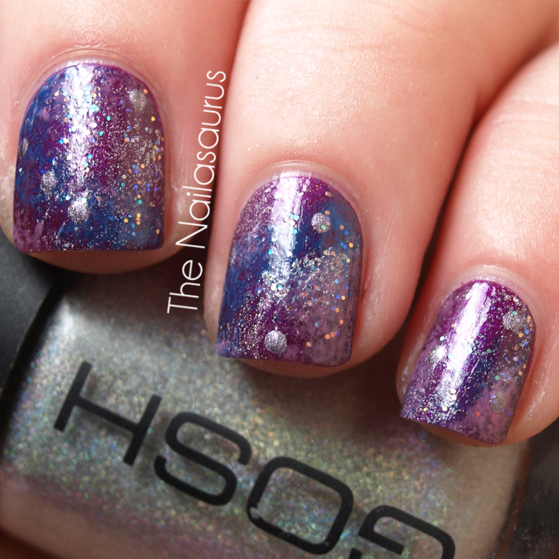 From The Vault: Galaxy Nails