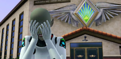 Инопланетяне в TS3
