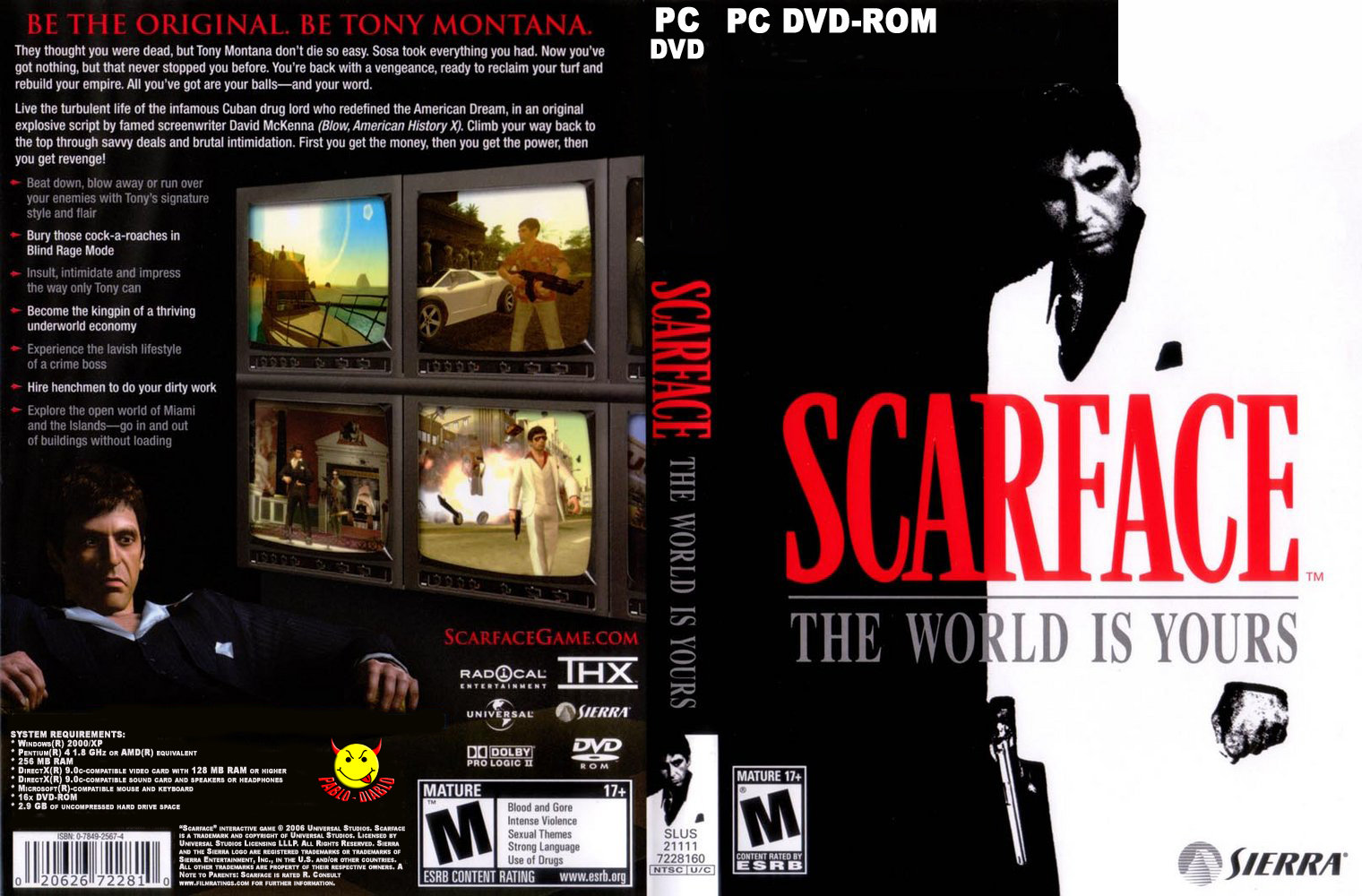 Scarface: The World Is Yours - Wikipedia