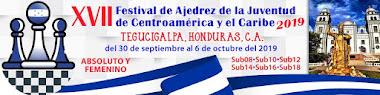 XVII Festival de Ajedrez de la Juventud Centroamericano y el Caribe