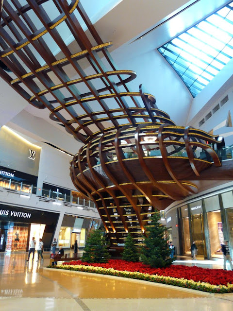 aria shopping mall