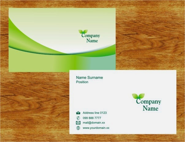 Classic business cards click to download in cdr format reheart Image collections