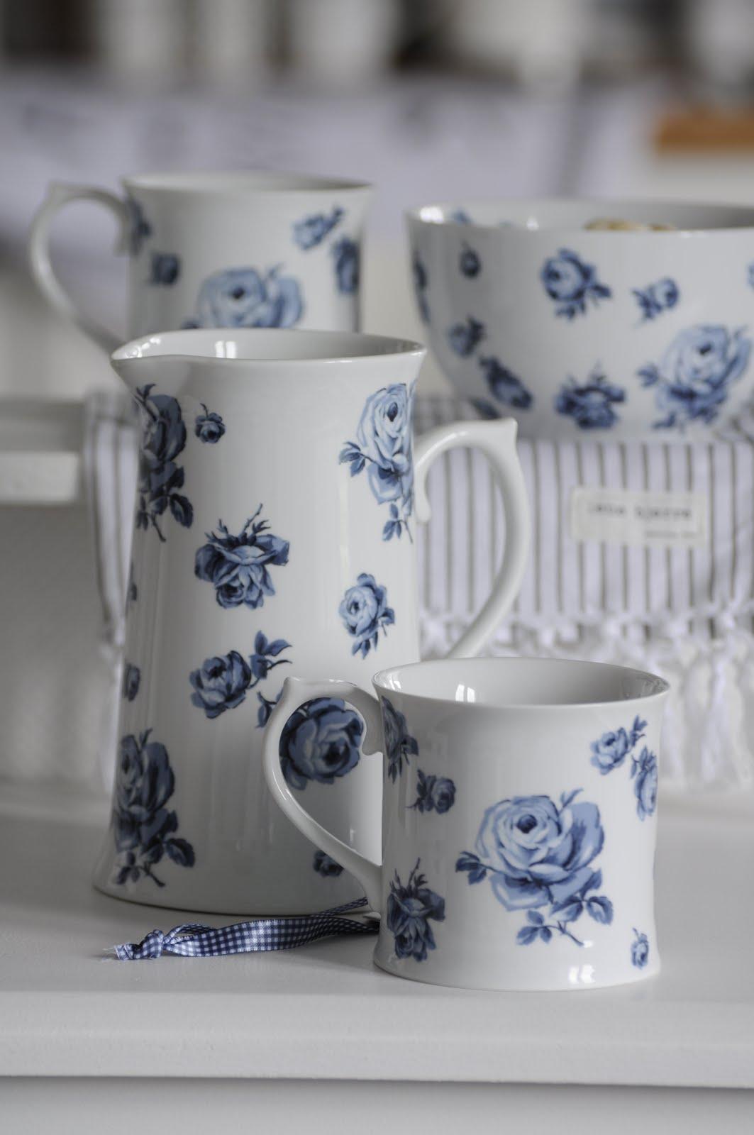 Porcelana Indigo