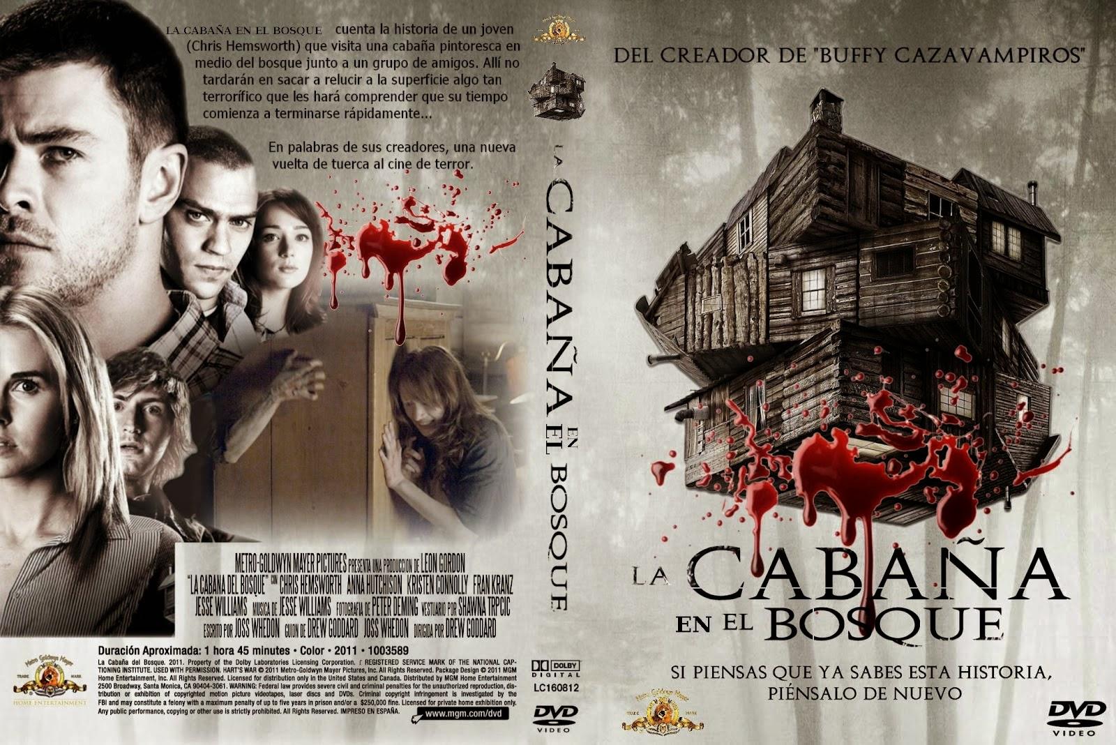 La Cabaña En El Bosque DVD