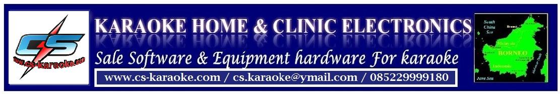 Karaoke Bisnis/Home & Clinic Electronics