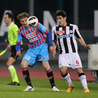 Catania-Udinese 3-1 highlights